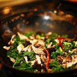 Usa il wok per avere piatti speciali