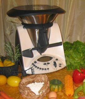 Il Bimby Vorwerk, uno straordinario robot da cucina | Gastronomia ...