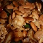 Pollo alle mandorle algerino