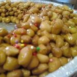 Dall'Abruzzo la ricetta della Cicerchiata