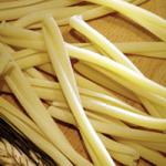 Strozzapreti con Zucchine, Limone e Menta