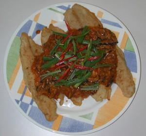 Spigola Thai