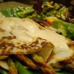 Ricette della primavera: Crêpes agli asparagi