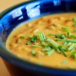 Ricetta vegetariana: crema di carote al cardamomo