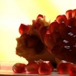 Un'insolita prelibatezza: insalata di pera e melagrana