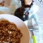Delizia modenese: risotto al balsamico