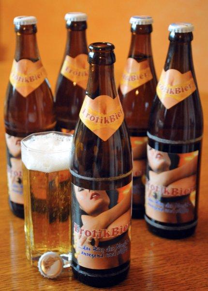 DEU Bunte Bier Erotik